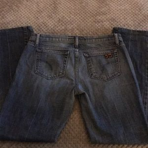 Joe's Jeans cigarette fit w29